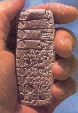 Ebla for Las tablillas